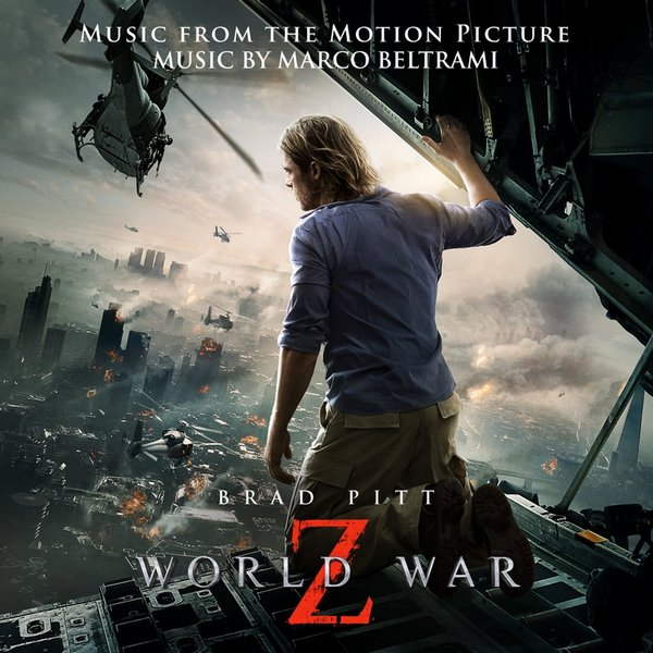 OST. Война Миров Z / World War Z [Marco Beltrami] (2013) MP3