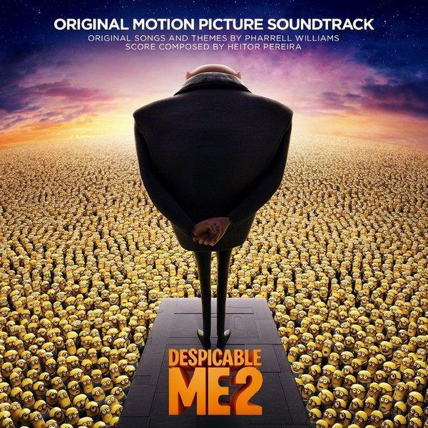 OST - Гадкий Я 2 / Despicable Me 2 (2013) MP3